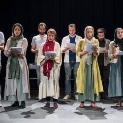 نمایشنامهخوانی دن کیشوت، یکه سوار لامانچا   عکس