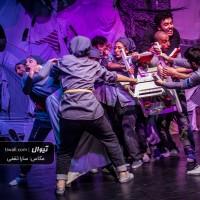 نمایش بدون نام | گزارش تصویری تیوال از نمایش بدون نام / عکاس: سارا ثقفی | عکس