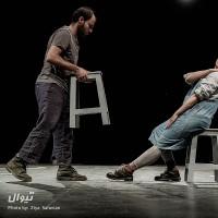 گزارش تصویری تیوال از نمایش کارخانگی / عکاس: سید ضیا الدین صفویان | عکس