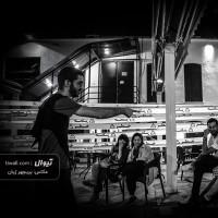 گزارش تصویری تیوال از نمایش بیا جلوتر / عکاس: پریچهر ژیان   عکس