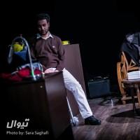 گزارش تصویری تیوال از نمایش خرده جنایت های زناشوهری / عکاس: سارا ثقفی | عکس