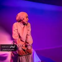 گزارش تصویری تیوال از نمایش فقط چهل روزه بودم / عکاس: سید ضیا الدین صفویان | عکس