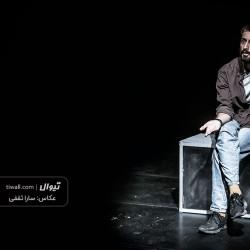 گزارش تصویری تیوال از نمایش نیم فاصله / عکاس: سارا ثقفی | عکس