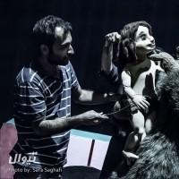 گزارش تصویری تیوال از تمرین نمایش پسر جنگل / عکاس: سارا ثقفی  | عکس