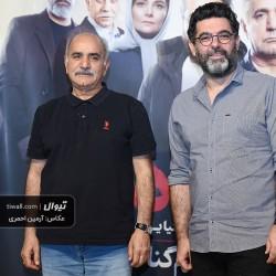 گزارش تصویری تیوال از نشست خبری سریال هم گناه / عکاس: آرمین احمری | عکس