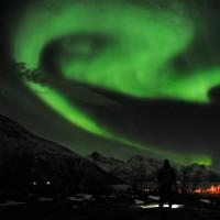 شفق قطبی؛ فنلاند | عکس