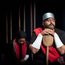 نمایش آبگوشت زهرماری   عکس