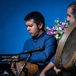 گزارش تصویری تیوال از کنسرت گروه «آن» / عکاس: سارا ثقفی | مهرزاد هویدا - سینا خشک بیجاری - گروه آن