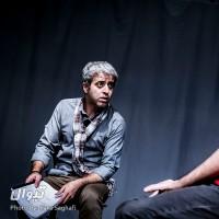 گزارش تصویری تیوال از نمایش نزدیک و نزدیک تر / عکاس: سارا ثقفی  | عکس