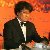 «پارازیت» برنده جایزه نخل طلای «کن» در جشنواره بینالمللی فیلم سلیمانیه روی پرده رفت | عکس