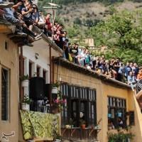 پارکور در روستای ماسوله | عکس