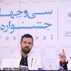 گزارش تصویری تیوال از نشست خبری فیلم خشم و هیاهو / عکاس: حانیه زاهد | عکس