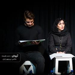 گزارش تصویری تیوال از نمایشنامهخوانی واهِشته / عکاس: پریچهر ژیان | عکس