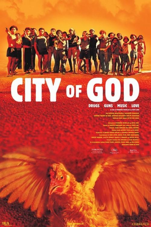 عکس فیلم شهر خدا