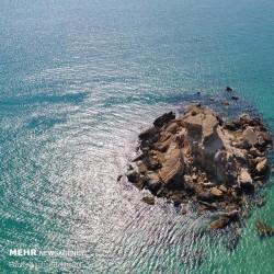 جزایر ناز، یکی از جاذبه های قشم | عکس