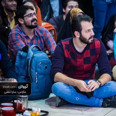 گزارش تصویری تیوال از مسابقه فینال استندآپ کمدی دهمین جشنواره بینالمللی سیمرغ / عکاس:سارا ثقفی | عکس