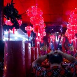 سال نو چینی | عکس