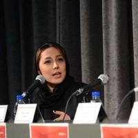 گزارش تصویری تیوال از پنجمین روز سی و دومین جشنواره فیلم کوتاه تهران (سری نخست) / عکاس: علیرضا قدیری   عکس