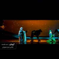 گزارش تصویری تیوال از اپرای عروسکی عاشورا / عکاس: سید ضیا الدین صفویان | عکس