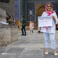 توریست های خارجی از ایران چه می گویند | عکس