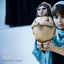 گزارش تصویری تیوال از تمرین نمایش شفیره / عکاس: سارا ثقفی  | عکس