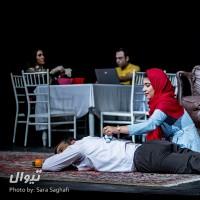 گزارش تصویری تیوال از نمایش خانواده دوست داشتنی من / عکاس: سارا ثقفی | عکس