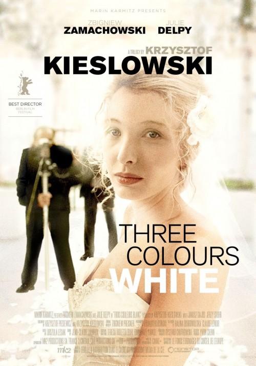 عکس فیلم سه رنگ: سفید