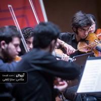 گزارش تصویری تیوال از کنسرت ارکستر نیلپر / عکاس: سارا ثقفی | ارکستر نیلپر