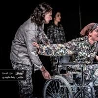 گزارش تصویری تیوال از نمایش مایکلفسکی / عکاس: رضا جاویدی | عکس