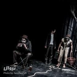 گزارش تصویری تیوال از نمایش در انتظار گودو / عکاس: سارا ثقفی | عکس