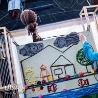 گزارش تصویری تیوال از تمرین نمایش آرزوهای بافتنی / عکاس: سارا ثقفی  | عکس