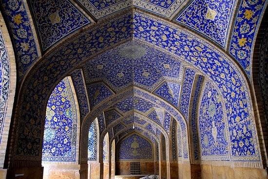 اصفهان در پیشنهادهای نشریه آمریکایی برای سفر | عکس