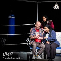 نمایش آپرکات | گزارش تصویری تیوال از نمایش آپرکات / عکاس: رضا جاویدی | عکس