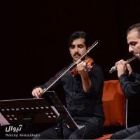 گزارش تصویری تیوال از آنسامبل پارسینا / عکاس: علیرضا قدیری | عکس