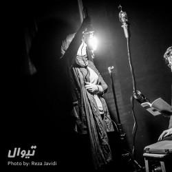 نمایش تنِ تهران | عکس
