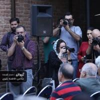 گزارش تصویری تیوال از مراسم جشن زادروز عباس کیارستمی / عکاس: فاطمه تقوی | عکس