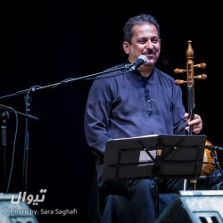 کنسرت حسامالدین سراج و اردشیر کامکار (ترانههای زمین) | عکس