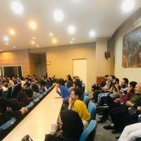 امین تارخ: کاش صدایمان به گوش مسئولان برسد/ اصغر همت: در بحث آموزش کار از اصلاح گذشته است و باید انقلابی صورت گیرد | عکس