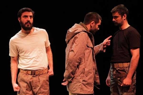 تجربه مواجهه با شهید بر صحنه تئاتر/ «برونسی» شعارزده نیست | عکس