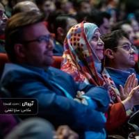 گزارش تصویری تیوال از اختتامیه بخش ادبی و هنرهای تجسمی دهمین جشنواره بینالمللی سیمرغ (سری نخست)/ عکاس:سارا ثقفی | عکس