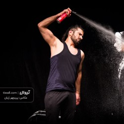 گزارش تصویری تیوال از نمایش آنامورفیک / عکاس: پریچهر ژیان | عکس