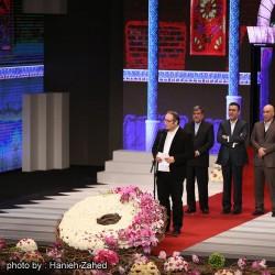 گزارش تصویری تیوال از مراسم اختتامیه سی و چهارمین جشنواره فیلم فجر (سری سوم) / عکاس: حانیه زاهد | عکس