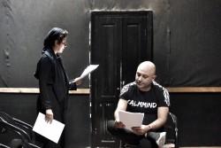 نمایش اکلیل | مهدی کوشکی و نگار عابدی در اکلیل | عکس