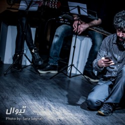 موزیک فیلم تئاتر سمفونی گاو | عکس