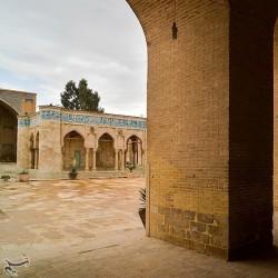 مسجد جامع عتیق شیراز | عکس