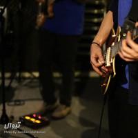 کنسرت گروه راک سه نقطه | عکس
