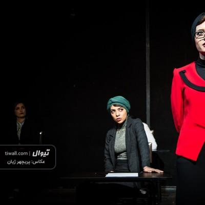 گزارش تصویری تیوال از نمایش آزمون / عکاس: پریچهر ژیان | عکس