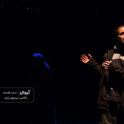 گزارش تصویری تیوال از نمایش حاد / عکاس: پریچهر ژیان | عکس