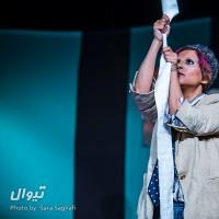 گزارش تصویری تیوال از نمایش مرفی / عکاس: سارا ثقفی | عکس