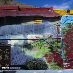 خانه های رنگی، اراک | عکس